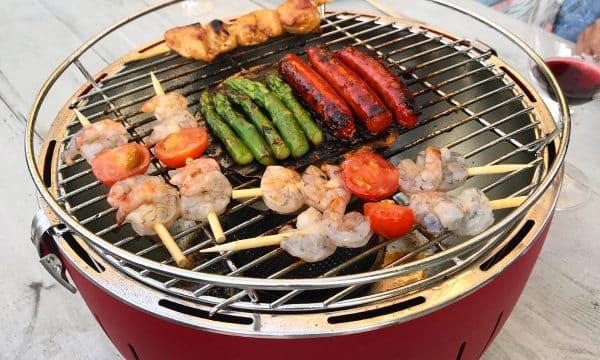 DE REDACTIE TEST: SHARING TABLE BBQ BIJ DAY FOODBAR!