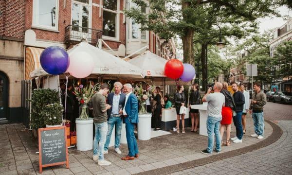 PROOST: OP DE LANCERING VAN ZUID.NL