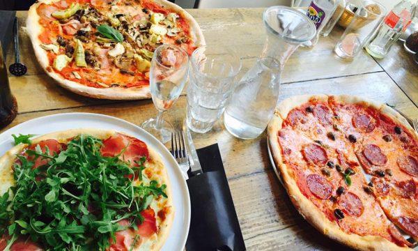 PIZZATIME! 6 PLEKKEN MET HEERLIJKE PIZZA'S IN ZUID