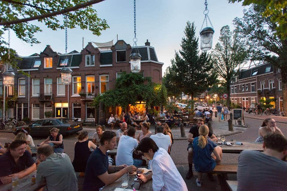 Gent aan de Schinkel Sloterkade Amsterdam-Zuid