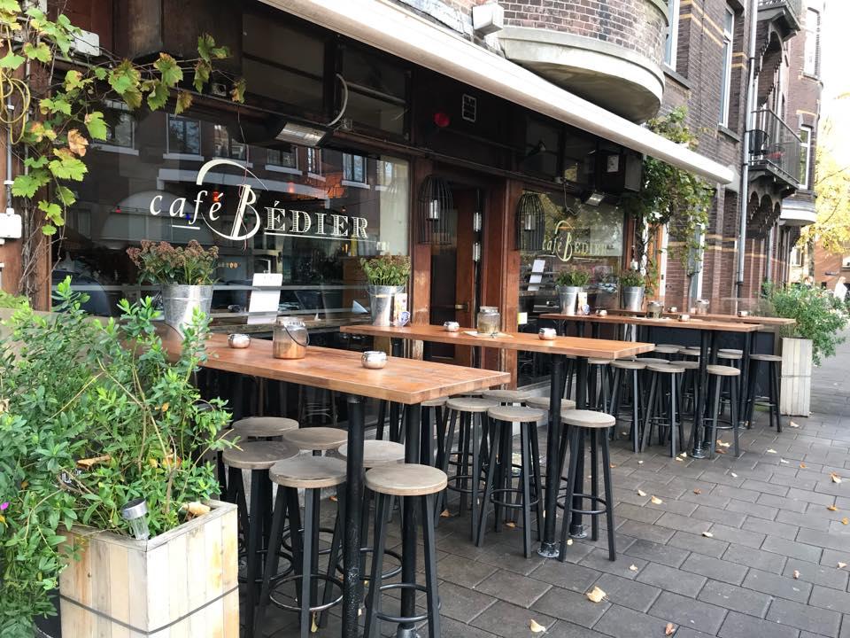 Café Bédier Weekendtips