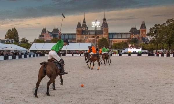 KOMEND WEEKEND: MUSEUMPLEIN POLO AMSTERDAM