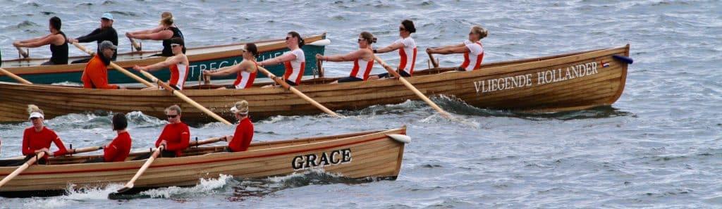 City Row Race
