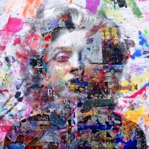 Karin Vermeer Marilyn Monroe