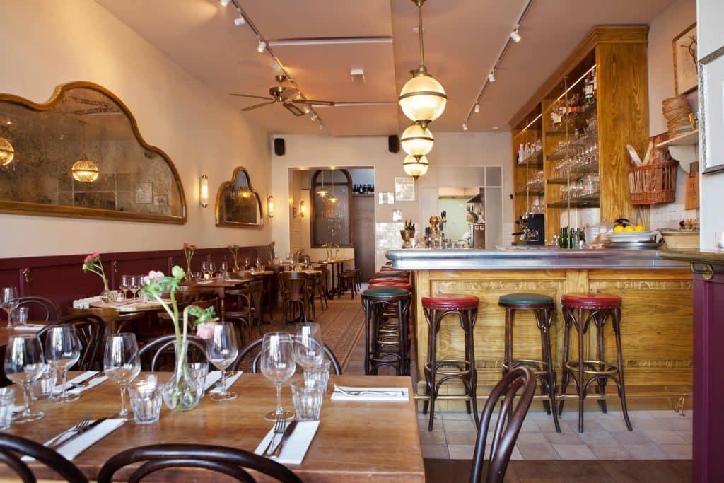 Le Petit Caron Restaurants
