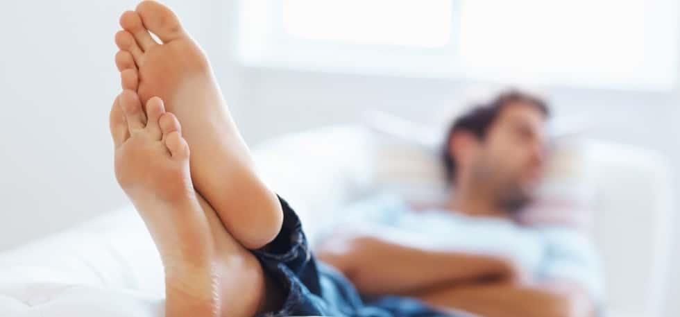 Heren voeten