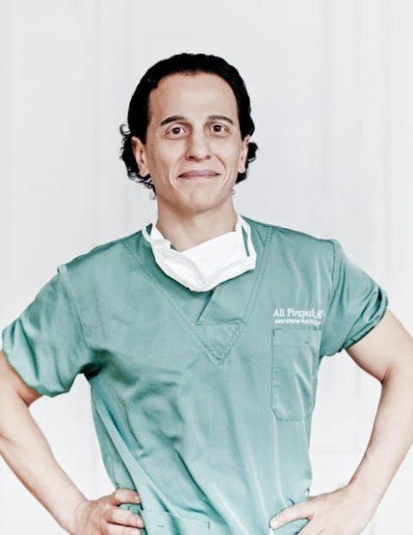 DR ALI PIRAYESH