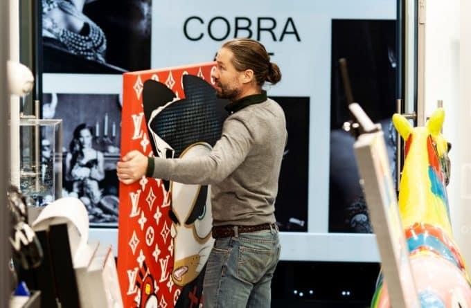 Leon Cobra Art
