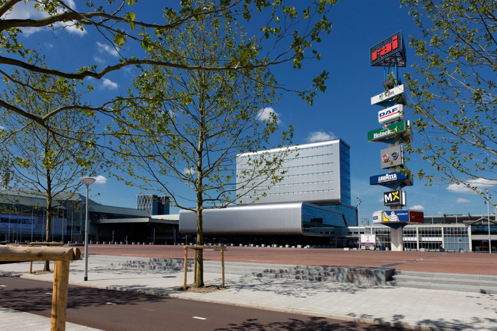 RAI Amsterdam Europaplein