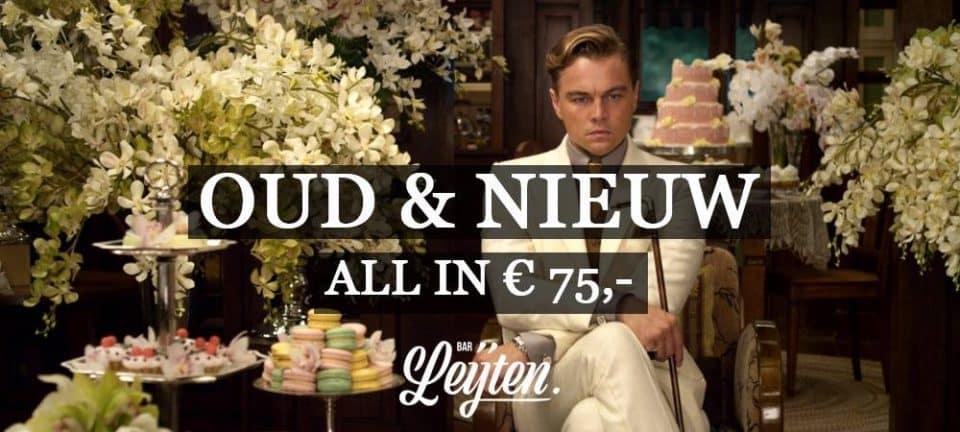 Bar Leijten NYE feesten