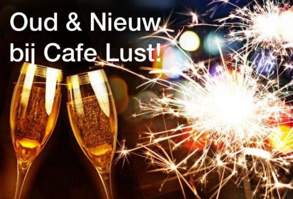Café Lust NYE feesten