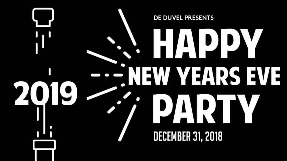 Duvel NYE feesten
