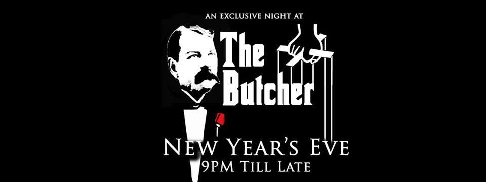 The Butcher NYE Feesten