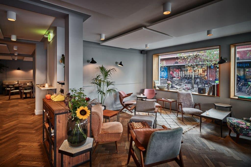 Vanderveen Bar & Kitchen Amsterdam Zuid