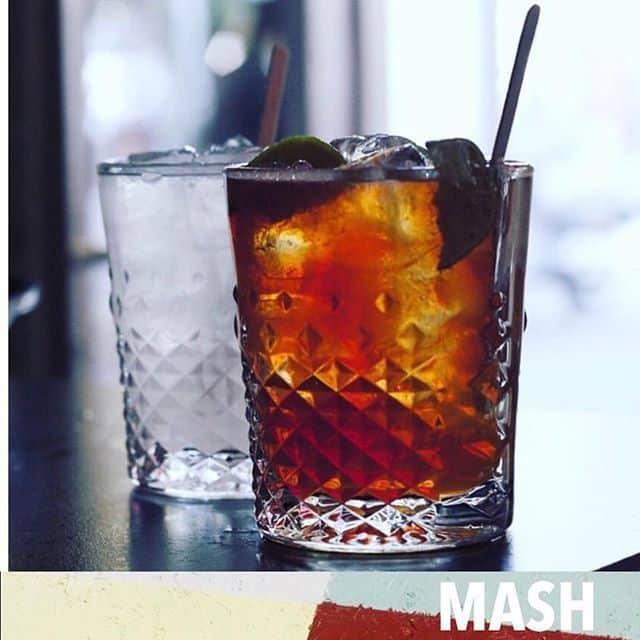 bar mash