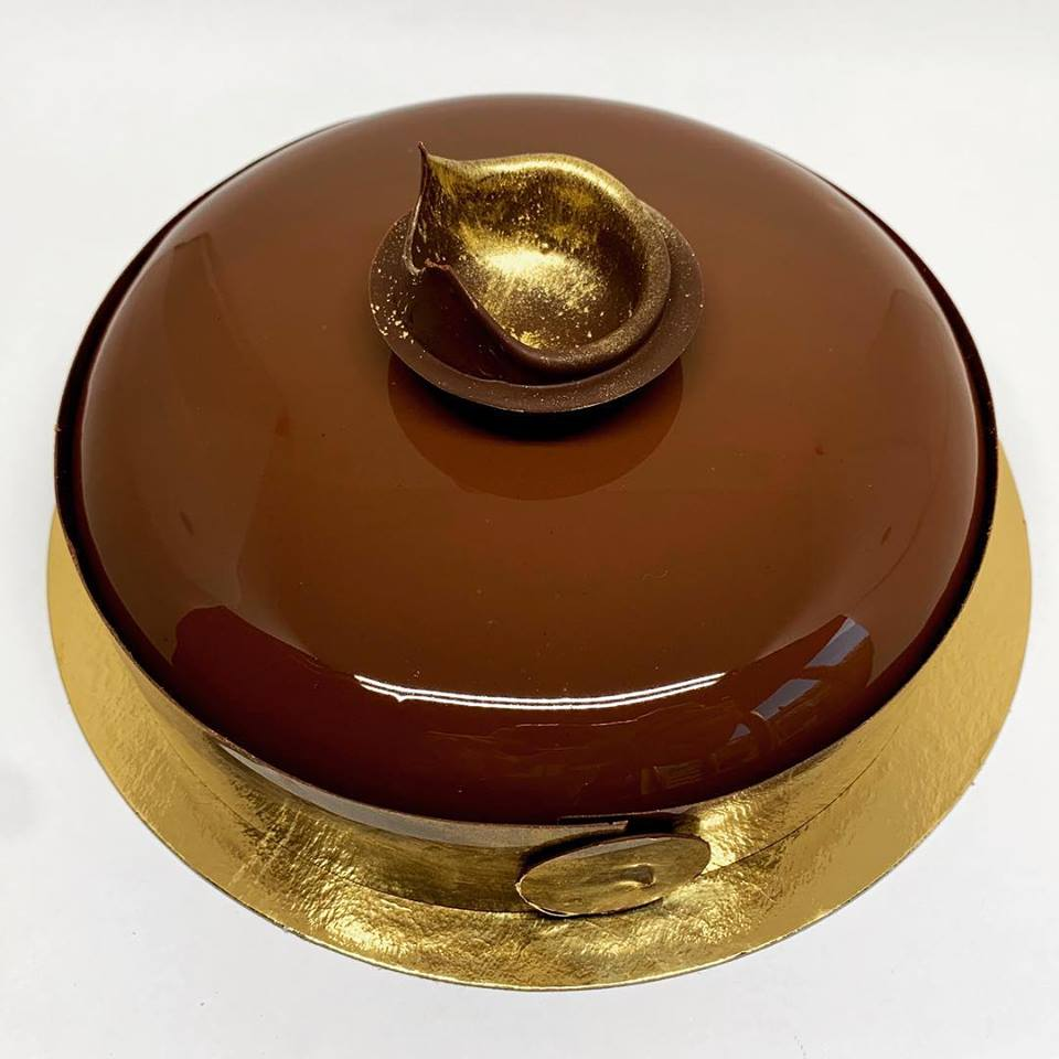 Entremet by Goos