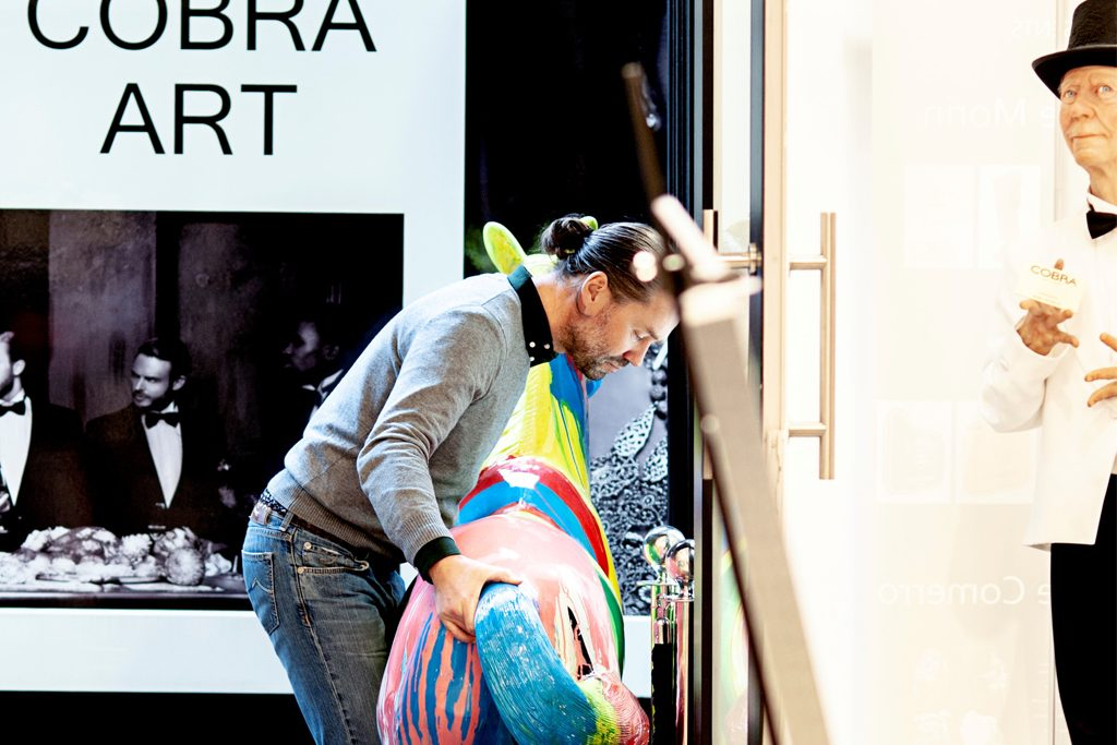 Leon Jonkman Cobra Art Gallery