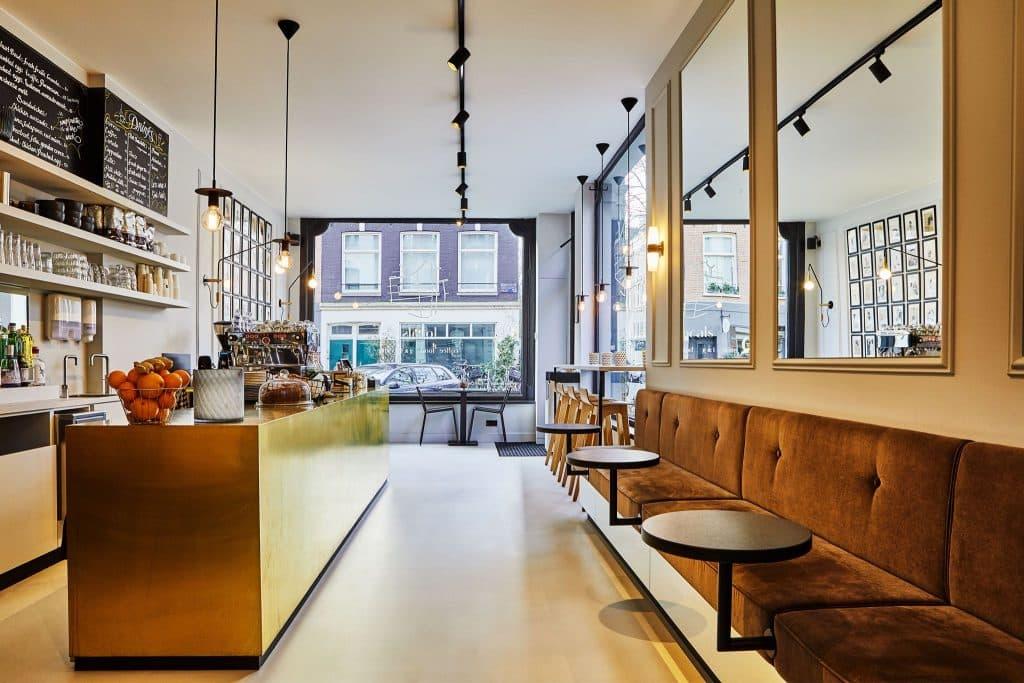 Locals Coffee Amsterdam Zuid koffie