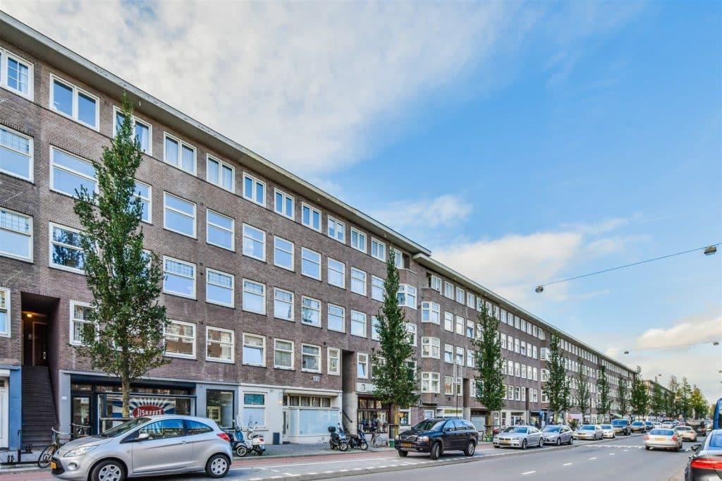 Rijnstraat Amsterdam Zuid Rivierenbuurt