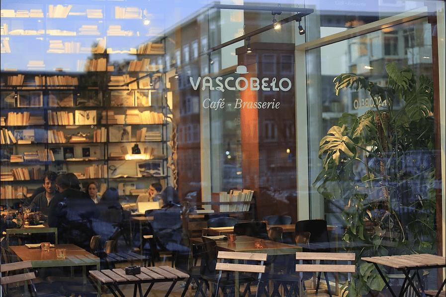 Vascobelo Amsterdam Koffie
