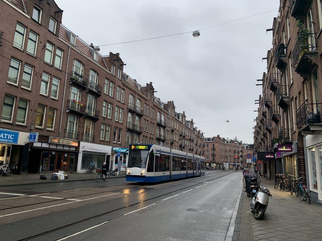 Zeilstraat Amsterdam-Zuid