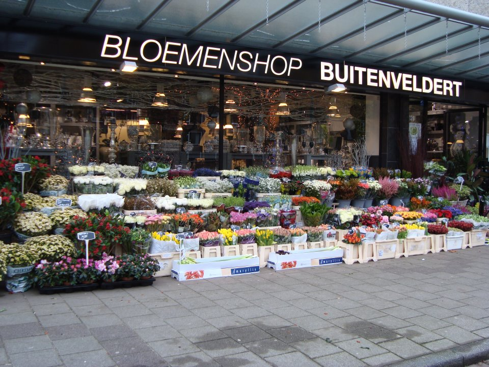 Bloemenzaak Buitenveldert