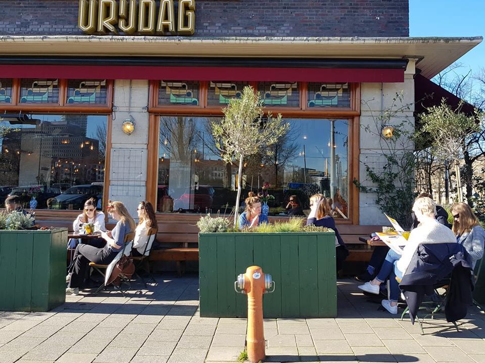 Café Vrijdag