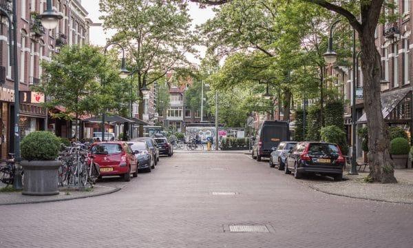 Straatfoto Cornelis Schuyt