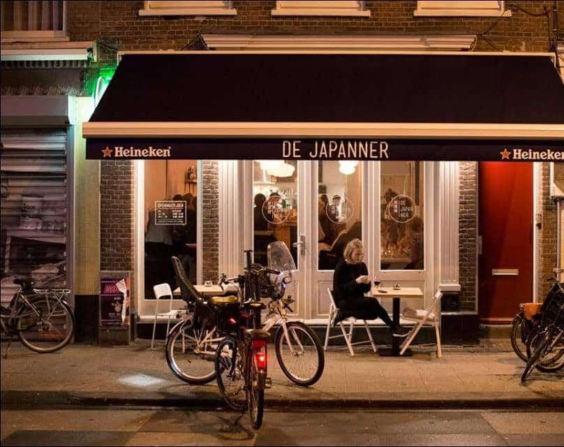 De Japanner, Amsterdam Zuid, Sushi