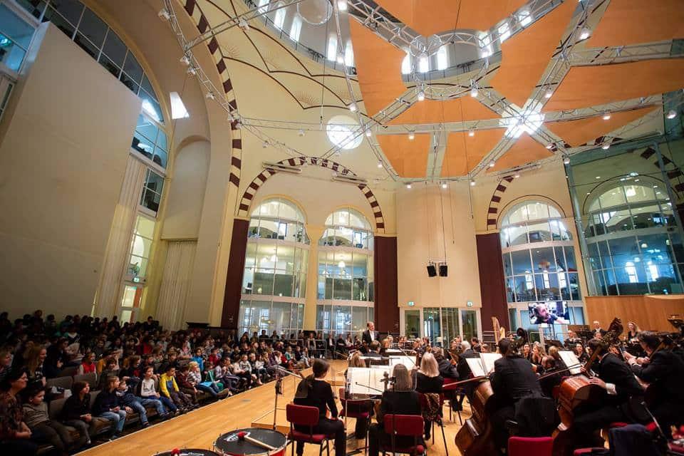 Mahlerconcert, Concertgebouw