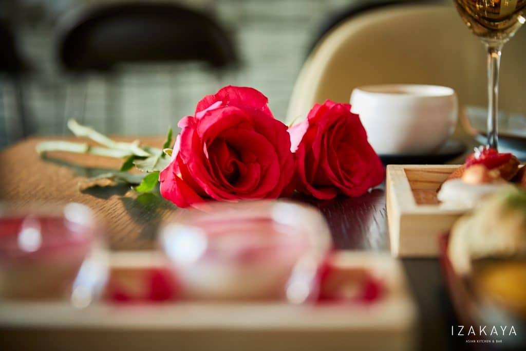 Izakaya Valentijnsdag