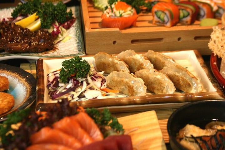 Japans Restaurant, Sushi, Amsterdam Zuid