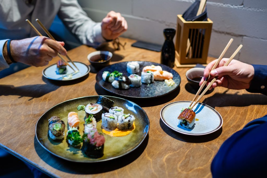 Sushi Amsterdam Zuid