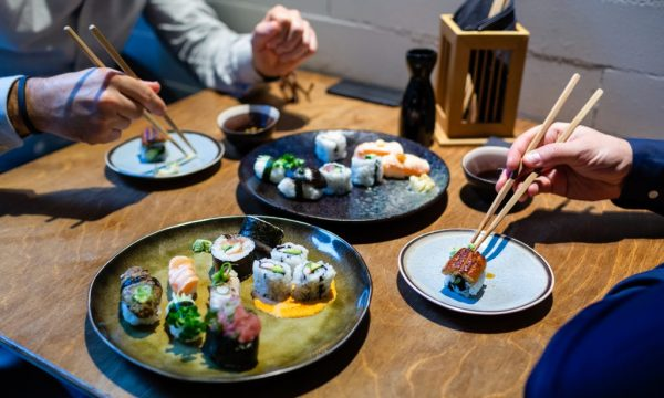 INTERNATIONALE SUSHIDAG IN ZUID