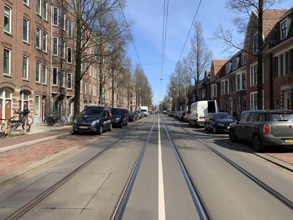 Lairessestraat Amsterdam-Zuid