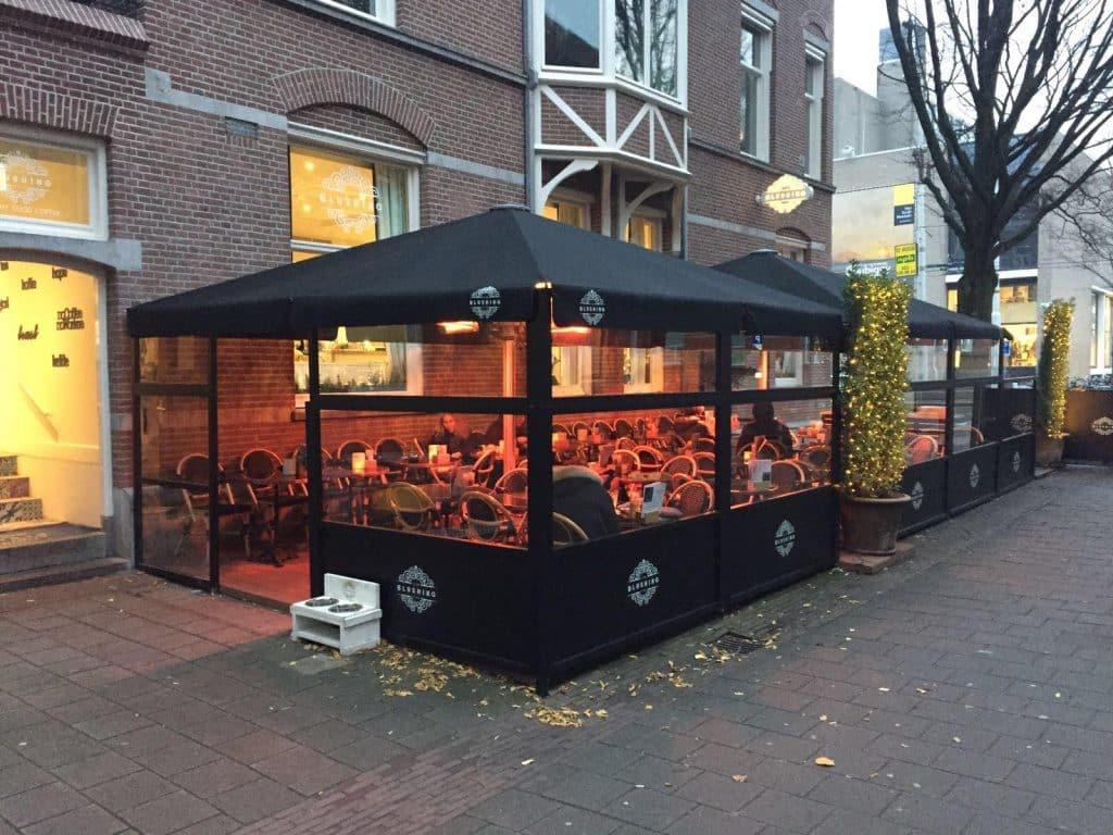 Blushing Amsterdam