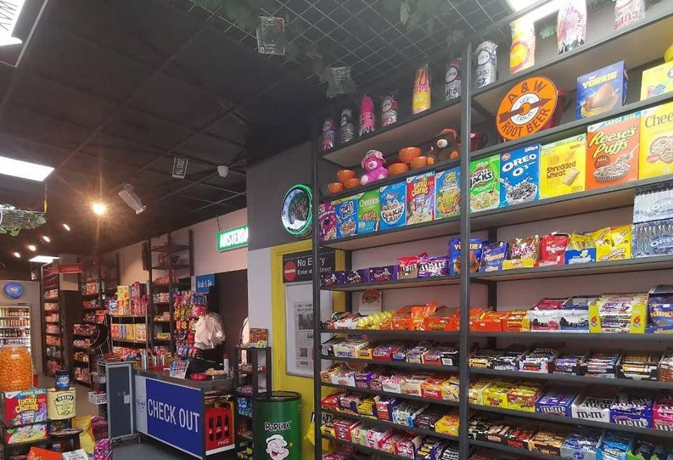 The Junior Foodmarket