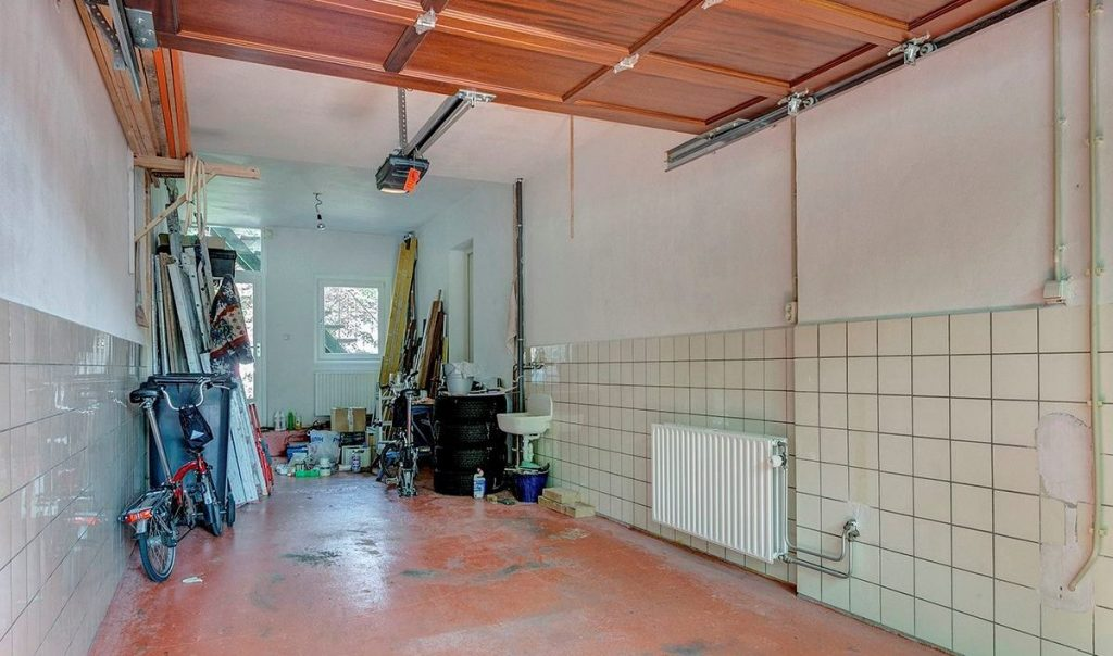 Apollolaan garage