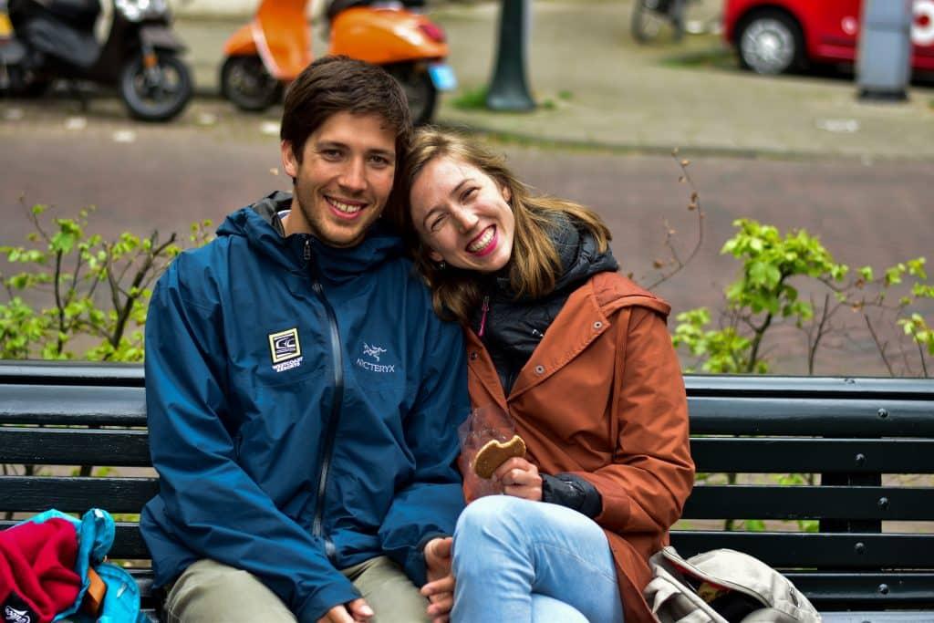 In de Schuyt Rachel en Nick
