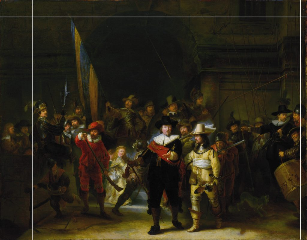 Nachtwacht Rembrandt RAI Amsterdam
