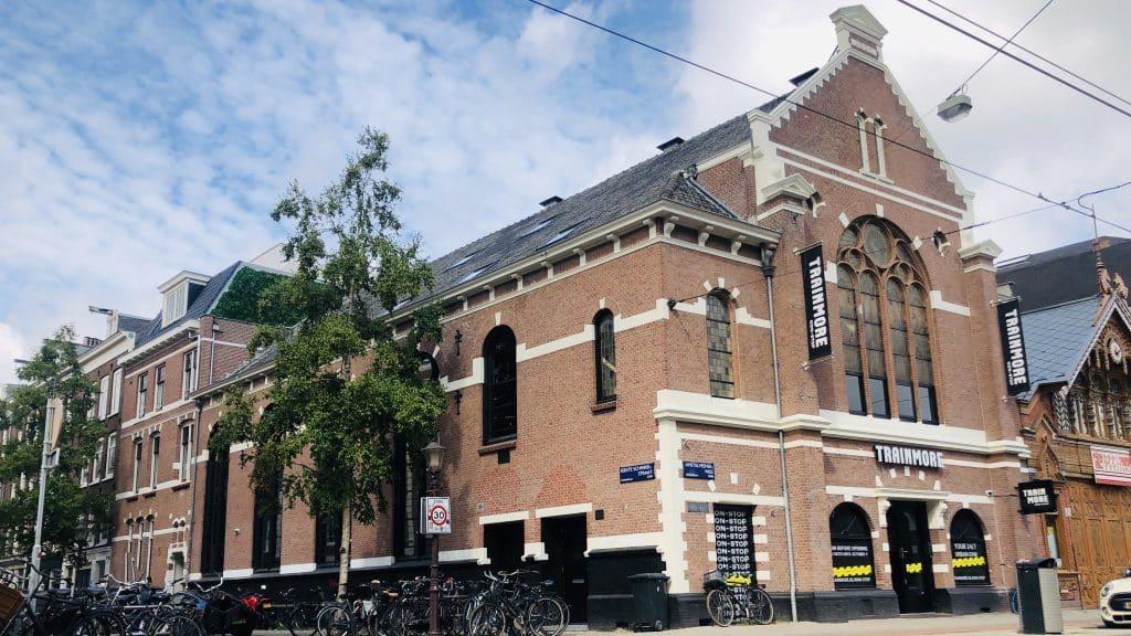 Trainmore Amstelveenseweg