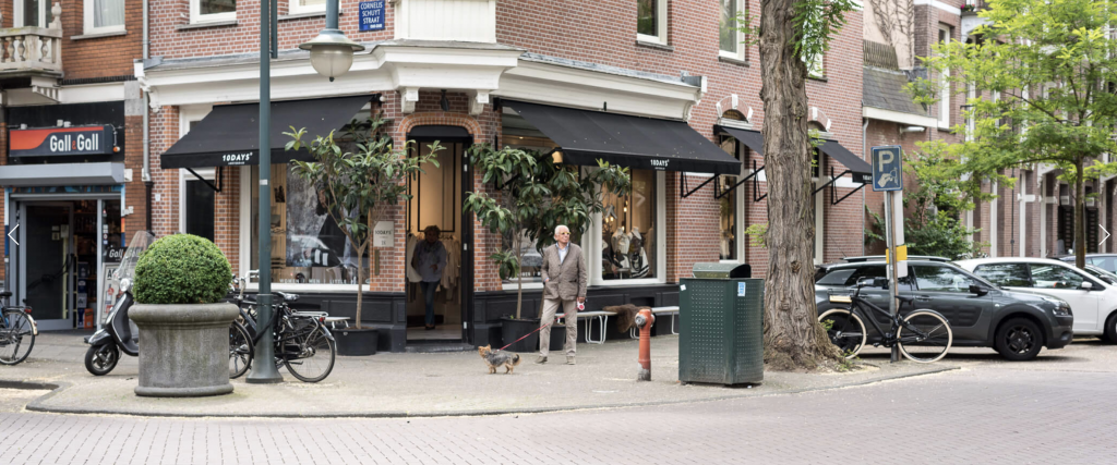 Cornelis Schuyt Muziekfestival Amsterdam-Zuid