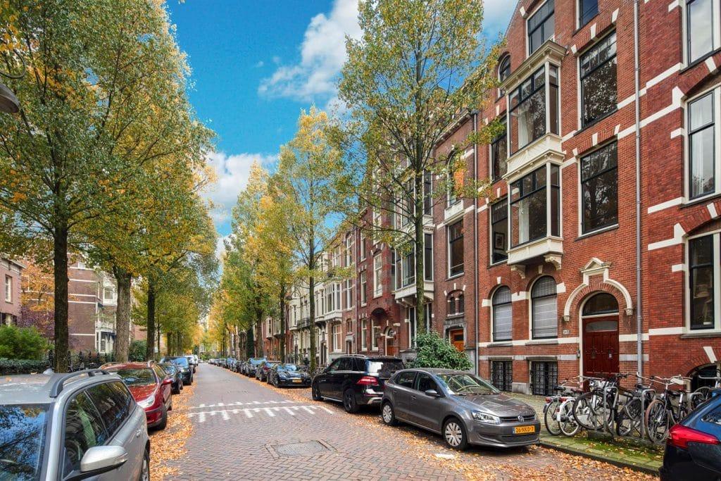 Droomhuizen in Zuid: Van Eeghenstraat.