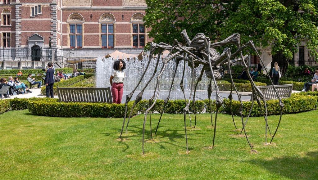 Louis Bourgeois Het Rijksmuseum
