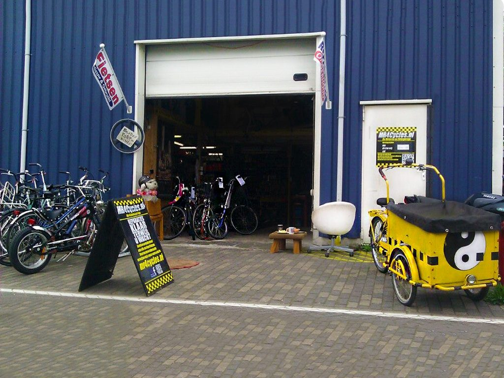 MR4CYCLES – HAVENSTRAAT 3A LOODS 22