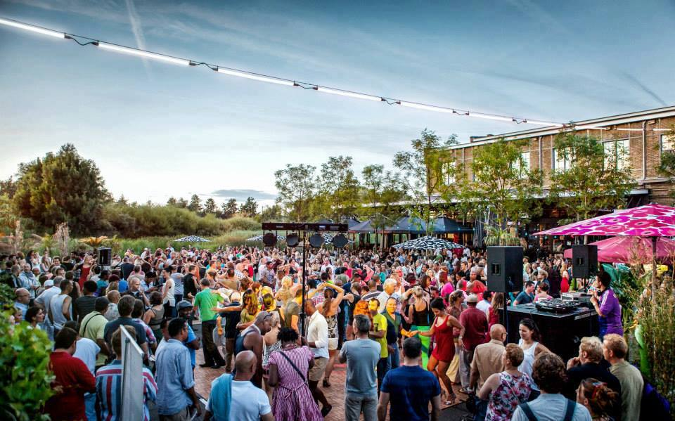 Summer Breeze Openluchttheater Vondepark