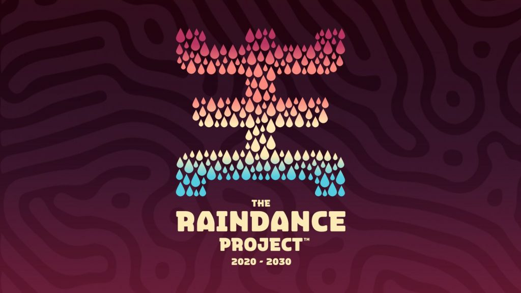THE RAINDANCE PROJECT VONDELPARK OPENLUCHTTHEATHER - ZATERDAG 14 SEPTEMBER 2019