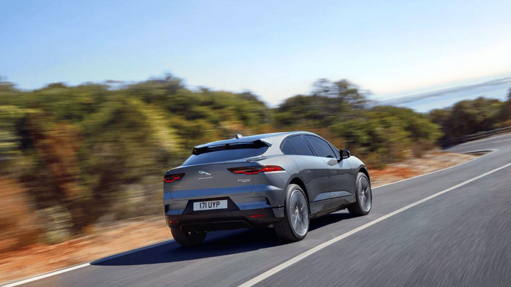 Jaguar I-PACE Business Edition
