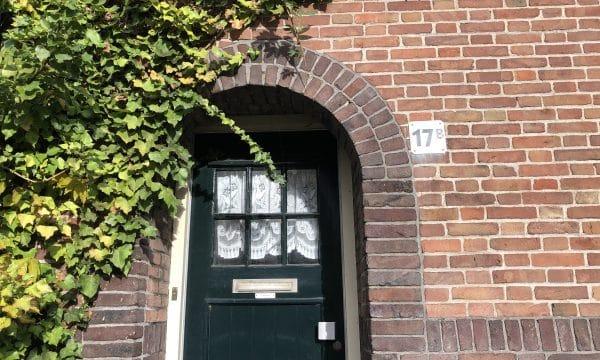 COLUMN CHRISJE: DE MOOISTE VOORDEUREN VAN AMSTERDAM-ZUID
