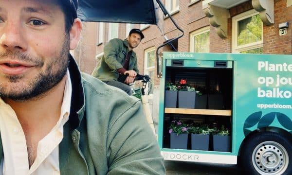 UPPERBLOOM: DE MEEST GROENE START-UP VAN AMSTERDAM